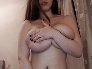 fingering webcam