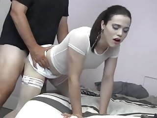 guy fucks shemale (shemale) ladyboy (shemale)